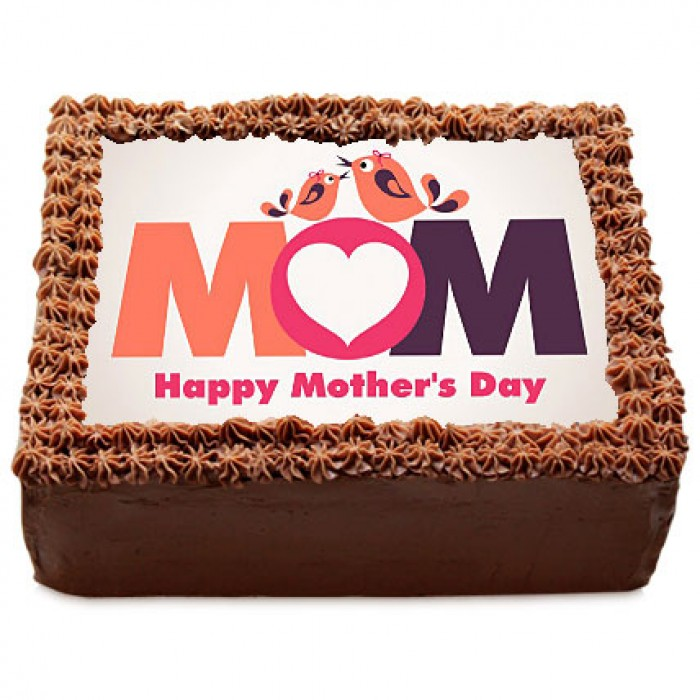 Mother's Day Cake Photo Online Delivery Patna