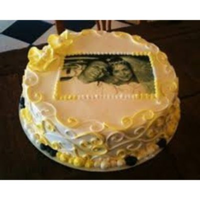 Patna Best Photo Cakes Delivery