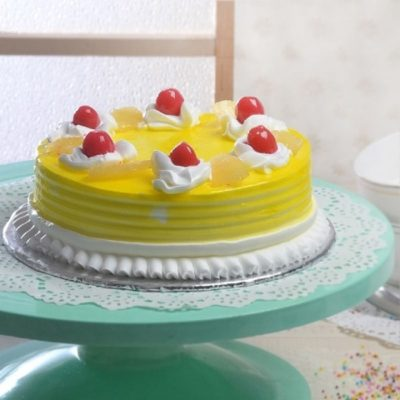 Patna Best Pineapple Cake Delivery
